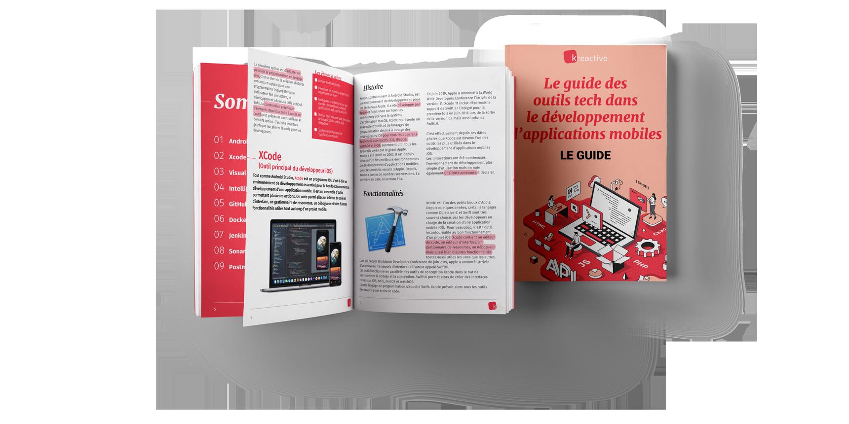 guide outils tech développement mobile